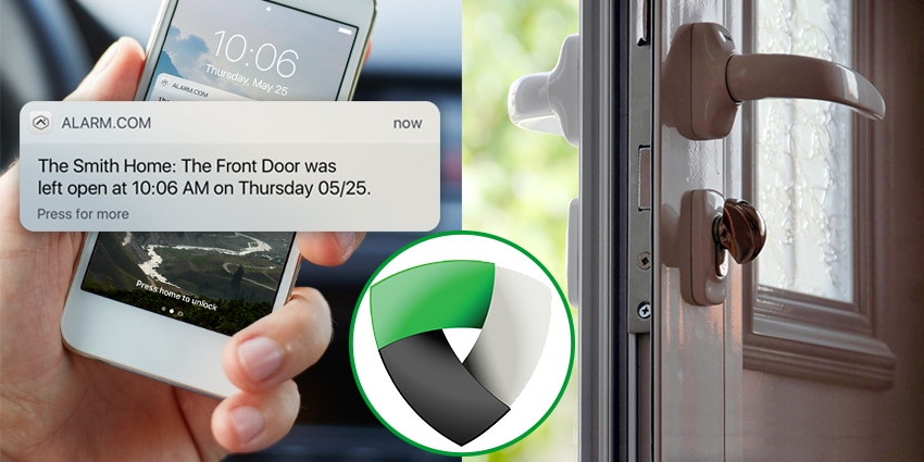 Four Smarter Home Security Essentials for Your Front Door
